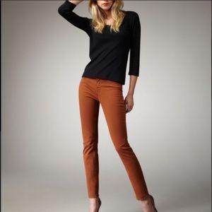 J Brand Twill Skinny Jeans 27 EUC
